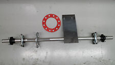 Drift Trike, Drift Trike Rear Axle Assembly, Powered Drift Trike Axle Assembly