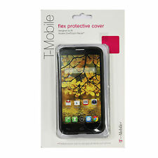 OEM T-Mobile Flex Protective Cover  For Alcatel One Touch Fierce Case Black