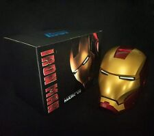2017 Electronic Open/Close Iron Man MK7 Wearable Helmet 1:1 Prop Updated Version