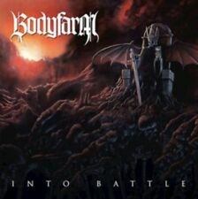 Bodyfarm - Into Battle - 2010 Ep NEW CD
