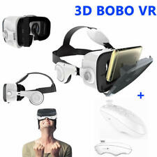 BOBO Z4 VR Virtual Reality 3D Glasses Private Theater for iPhone Samsung&Control