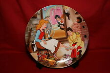 DISNEY CINDERELLA PLATE BY KENLEY NEW BOXED