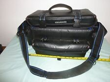 Cullmann Padded Soft PU Leather Shoulder Strap Camera Case/Bag -Lower Expandable