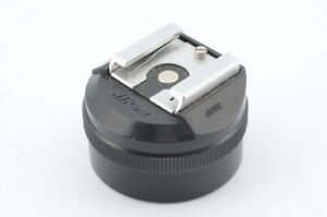 As is condition Nikon Flash Unit Gun Coupler AS-1 Adapter For F2 from Japan