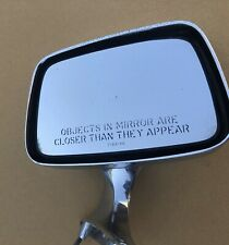 1983-1989 Chrysler Fifth Avenue RH Side View Passenger power Remote  Mirror