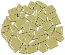 Inverti in Ceramica MINI le piastrelle a mosaico-verde limone 100g