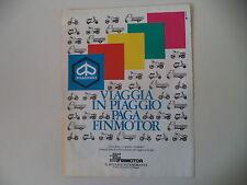 advertising Pubblicità 1987 PIAGGIO VESPA - APE