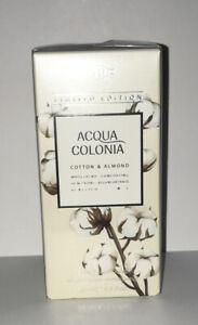 4711 Acqua Colonia Cotton & Almond Eau de Cologne Natural Spray 50 ml