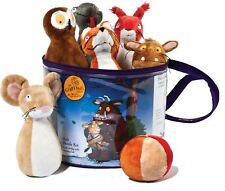 "Aurora GRUFFALO'S CHILD SKITTLES 9""/23cm Child Soft Toy Plush Gift/Game BNWT"