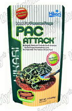 Hikari PAC ATTACK Pacman Frog Food Stick Pellet Ceratophrys Horned Reptile 40g
