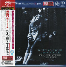 KEN PEPLOWSKI-WHEN YOU WISH UPON A STAR-JAPAN SACD J76