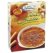 Préparation deshydratée pour Crème Brûlée JEAN DUCOURTIEUX - la boîte de 750 g