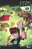 Ben 10 Deep Trouble 1 TPB IDW 2014 VF 1st Print 1 2 3 4 Henderson Purcell
