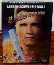 EL ULTIMO GRAN HEROE DVD NUEVO PRECINTADO AVENTURAS ACCION (SIN ABRIR) R2