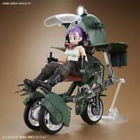 BANDAI Figure-rise Mechanics Dragon Ball Z Bulma's Variable No. 19 Bike JAPAN