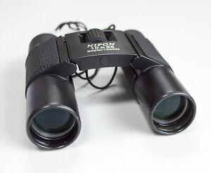 10x25 compact binoculars. Metal body, large eyepiece, fully multi-coated optics