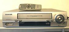 DAEWOO Videoregistratore VHS video cassette HQ 16:9 DUE SCART DVST2M1D