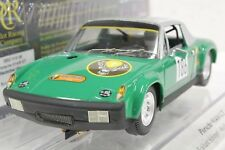 SRC 01608 PORSCHE 914/6 GT JAGERMEITSTER LT. EDITION NEW 1/32 SLOT CAR IN CASE