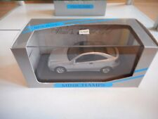 Minichamps Mercedes C-Klasse Sports Coupe in Grey on 1:43 in Box