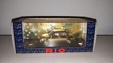 FIAT 128 EDIZIONE LIMITATA NATALE 2001 RIO SCALA 1:43