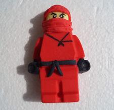 Ninjago Tortendekoration Tortenaufleger Zuckerfigur Zuckerblumen Geburtstag