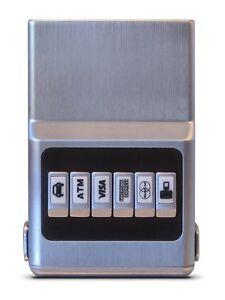 ProTek™ Plus ACM Wallet Unisex - Credit Card Organizer Money Clip