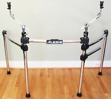 """NEW - Alesis Command Chrome E-Drum Steel Stage Rack -1.5"""" Tube-Stand DM10 Strike"""