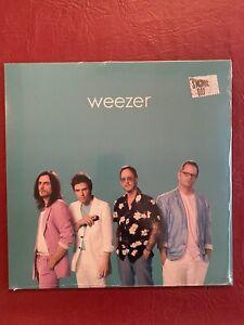 Weezer Teal Album RSD 2019 Version Sealed Vinyl LP