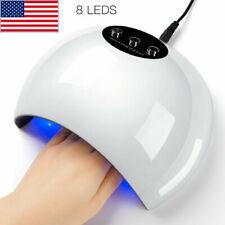24W Nail Dryer Led Lamp Uv Light Nails Polish Gel Machine Electric Manicure Tool