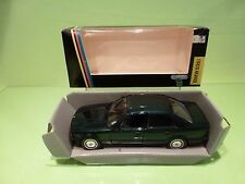 SCHABAK 1610 BMW 535i - METALLIC GREEN 1:24 - NEAR MINT IN BOX