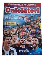 Calciatori 2018-2019 Album Vuoto Panini