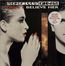 SCORPIONS - Don´t Believe Her - Maxi 12inch Vinyl - Neu - 4 Tracks