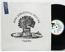 Traffic John Barleycorn must la SPECIAL NO CODICE A BARRE NM # T