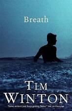 Breath By Tim Winton- New