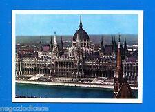 LA TERRA - Panini 1966 - Figurina-Sticker n. 189 - BUDAPEST PARLAMENTO  -New