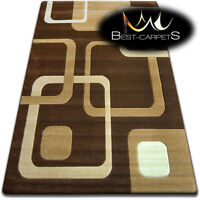 Modern Design Very Soft Rugs FOCUS F240 Large Small Size Thick Quality Carved