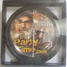 Duck Dynasty Si Wall Clock New