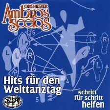 Ambros Seelos (Orch.) Hits für den Welttanztag (1996) [CD]