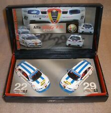 Team Alfa Romeo Espana 1/32 Slot Cars Team Set Alfa 147 GTA Cup Fly New