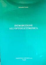 INTRODUZIONE ALL'OPTOELETTRONICA-A.CUTOLO-Ed.L'ATENEO-ingegneria-tecnologia