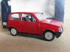 Polistil 2020 Italy Autobianchi Y10 Red 1:43 +Box