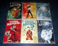 adam STRANGE ADVENTURES #1 2 3 4 5 6 1st print set TOM KING DC COMIC 2020 NM