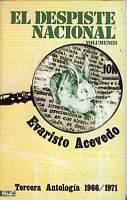 EL DESPISTE NACIONAL de Evaristo Acebedo