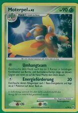 Moterpel - KP90 - 6/99 - Holo Karte - Pokemon Arceus Serie - deutsch