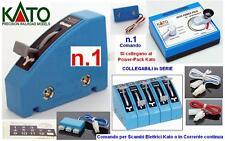 KATO NEW 24-840 N.1 COMANDO per SCAMBI ELETTRICI MODULARE ERGONOMICO SCALA-N-HO