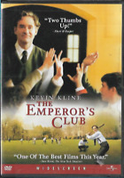 The Emperors Club DVD 2003 Widescreen Drama PG-13 Kevin Kline Universal