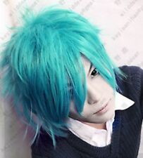 VOCALOID / mikuo / Short Blue onions Cosplay Wig NO908