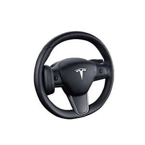 Automatic Assisted Steering Wheel Booster Counterweight Ring Tesla Model 3 Y S X