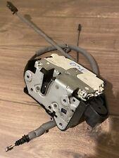Range Rover L322 Offside RH Front Drivers Door Lock Mechanism / Actuator
