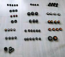 Lego 2994 roue 30.4 x 14 VR et pneus Quantité de 8